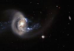 spiral-galaxy-ngc-7714-merging-ngc-7715-arms-space