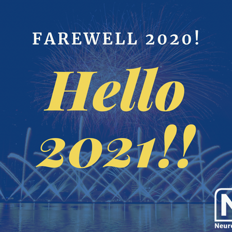 Reflections on 2020 & Goals for 2021