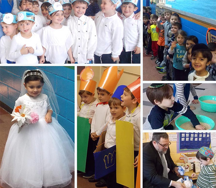 YDH Preschool collage 2
