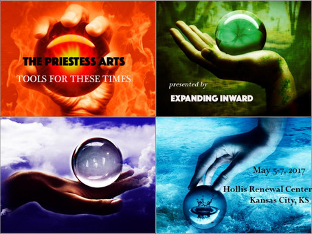 The Priestess Arts: Tools for These Times