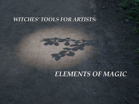 Witch's Tools for Artists: Elements of Magic