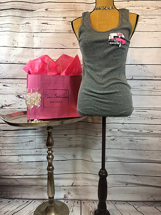 Pink Cadillc Boutique Tank