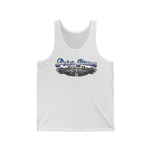 Peter James Band /Livin' For The Summer Unisex Jersey Tank