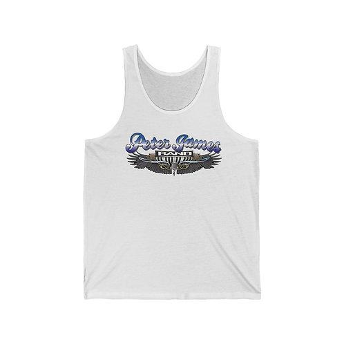 Peter James Band /Roughin' It Unisex Jersey Tank