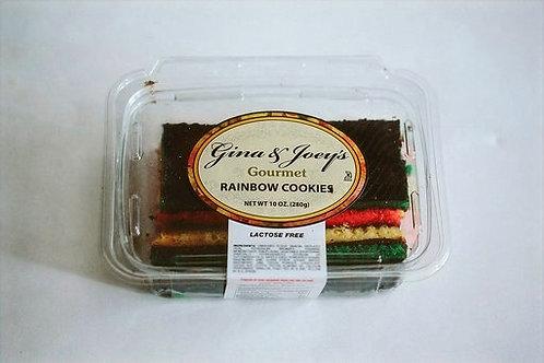 Rainbow Cookies (9oz)