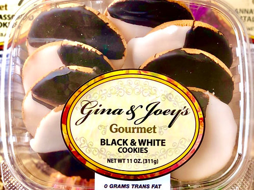 Black & White Cookies (10oz)