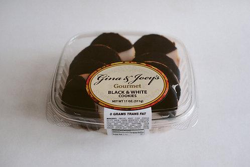 Black & White Cookies (10oz)