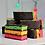 Thumbnail: Rainbow Cookies (9oz)