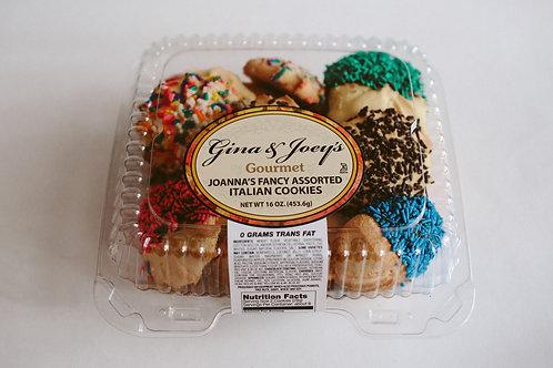 Joanna's Fancy Assorted Cookies (1LB)