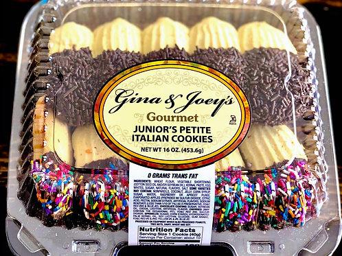 Junior's Petite Italian Cookies (1LB)