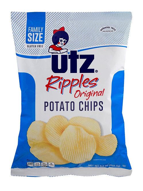 Utz Ripple Chip 2.87oz