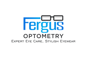 Logo - Fergus Optometry (Transparent Bac