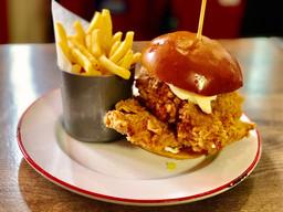 Chicken Burger.HEIC