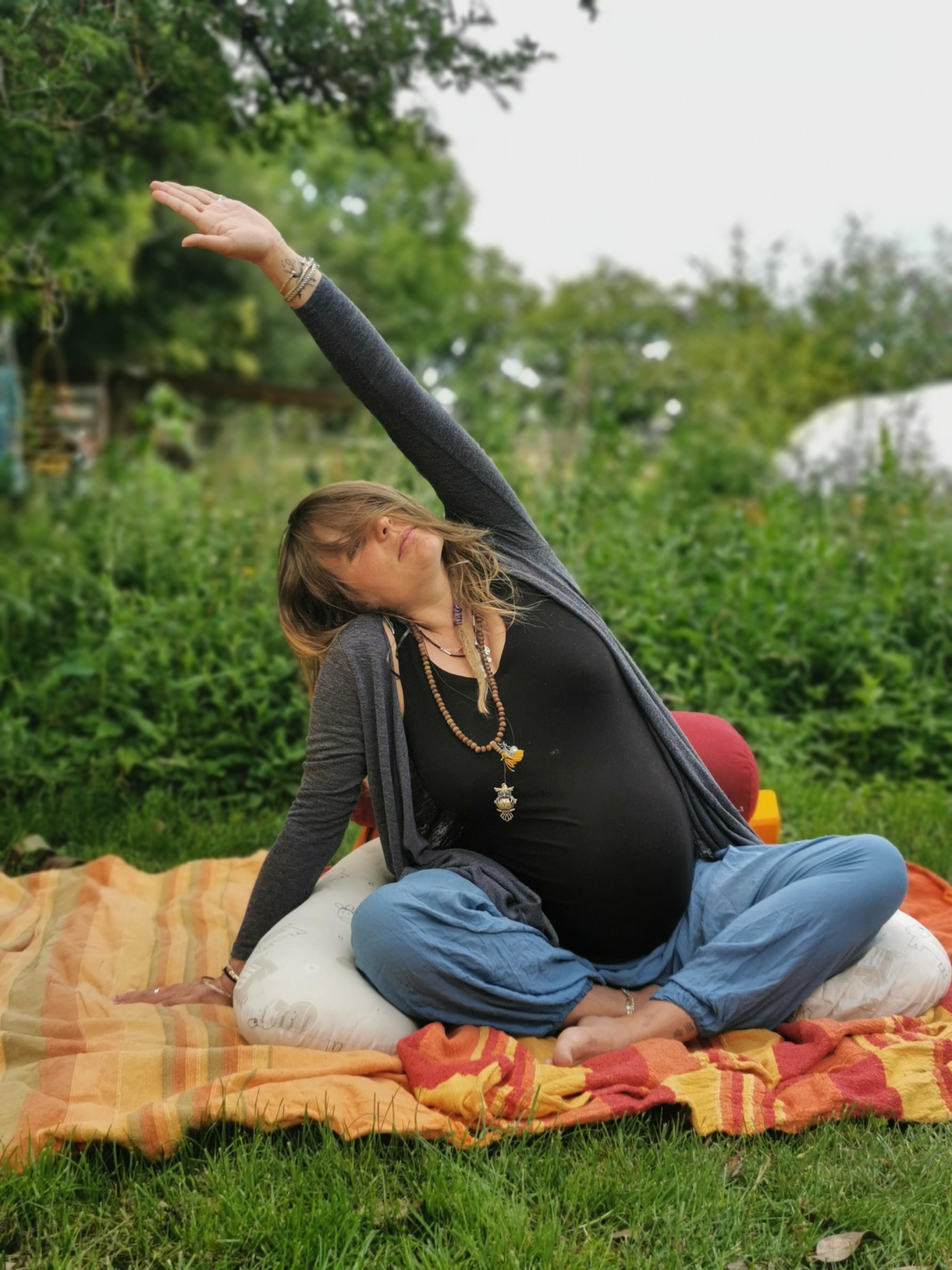 cours de yoga pré-natal et post-natal