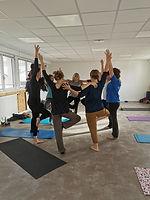 yoga entreprise C.G