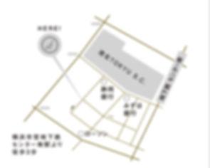 MAP | 横浜市都筑区 | センター南 | 美容室 |  Imatesora【イマテソラ】