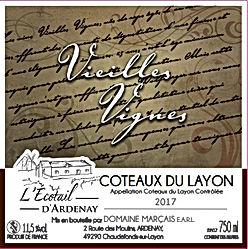 Vieilles Vignes Coteaux du Layon