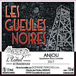 Gueules Noires Anjou Rouge