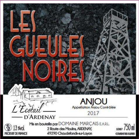 """Anjou Rouge """"Les Gueules Noires"""" (vrac)"""