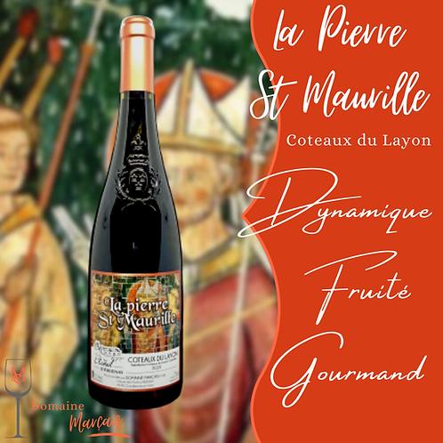 """Coteaux du Layon moelleux """"La Pierre St Maurille"""""""