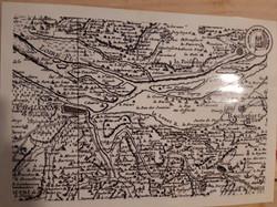 Carte de Cassini 1771