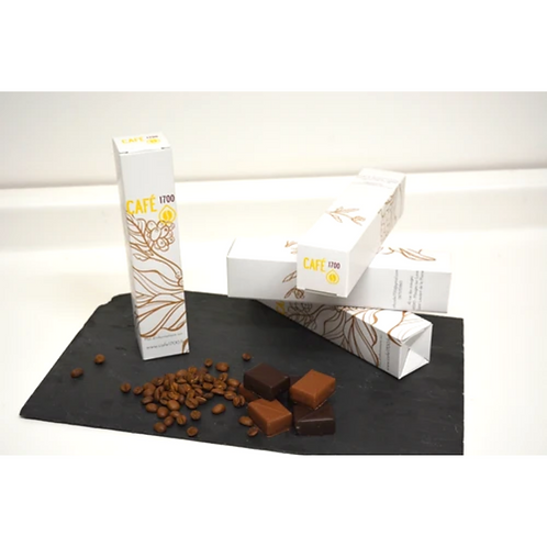 """""""Boite de chocolats café"""" 150g"""