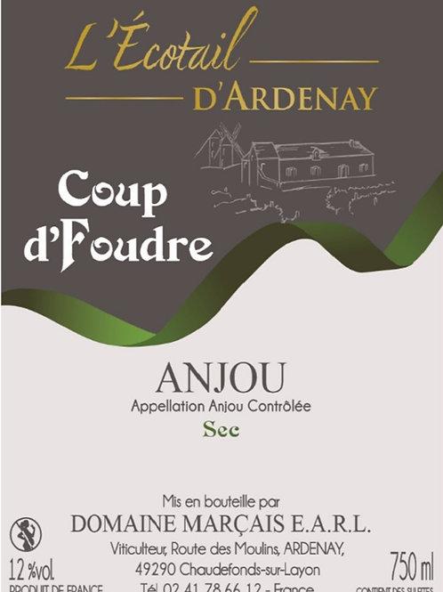 "Anjou blanc sec ""Coup d'Foudre"