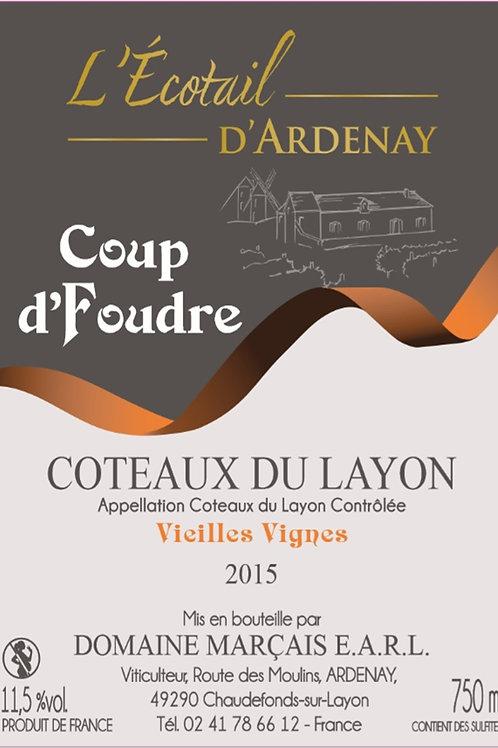 """Coteaux du Layon vieilles vignes """"Coup d'Foudre"""""""