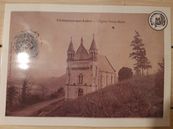 Chapelle Ste Barbe des Mines