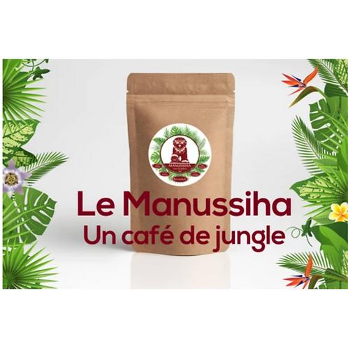 "Café ""Le Manussiha"" 250g moulu"