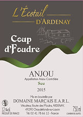 Coup d'Foudre Anjou Blanc