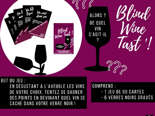 Blind Wine Tast
