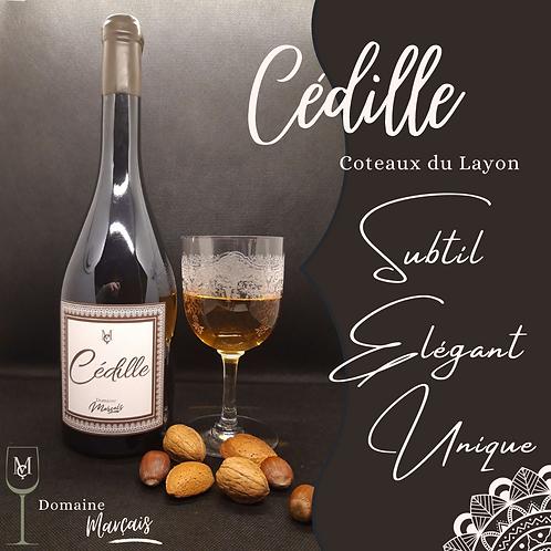 """Coteaux du Layon prestige """"Cédille"""""""