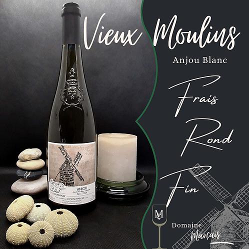 """Anjou Blanc sec """"Les Vieux Moulins"""""""