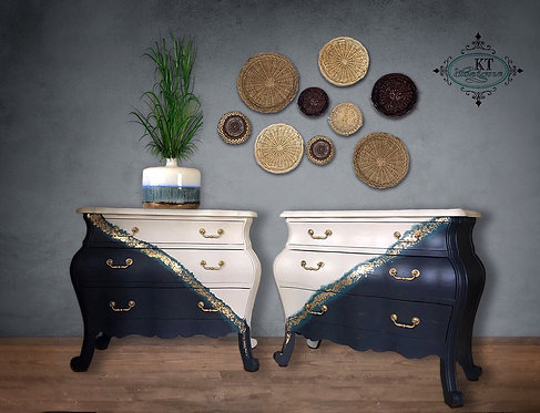 Large Bombay Chests