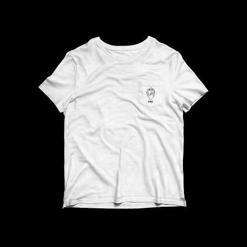 CLUB TEE IN WHITE