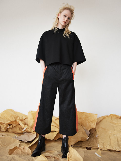 Side Slit Trousers
