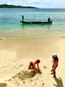 White Fine Sand