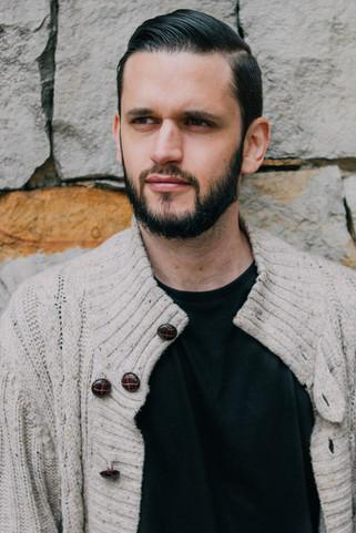 fotografia book actor