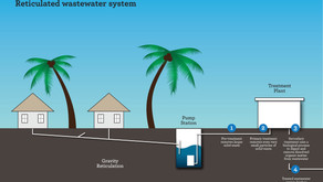 Proposed new wastewater system to service Muri