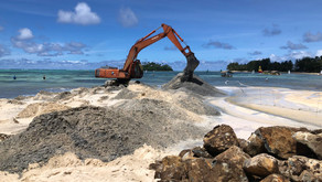 S & T Contractors and Muri Environment Care to commence work on Muri Lagoon beach