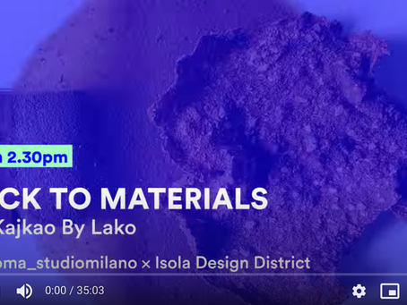 Soma Studio Milano interviews Kajkao By Lakò