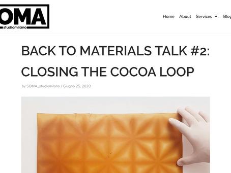 Kajkao's Back to Materials Talk #2 with SOMA_studiomilano