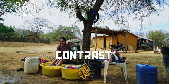 Al Jazeera: Colombian Wayuu Tribes Fight For Survival - 360°