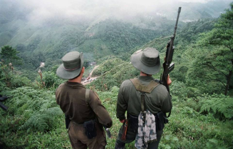 WaPo: The new rebels of Colombia's forests - 360°