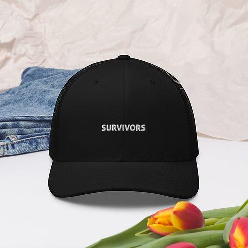 Survivors Baseball Cap