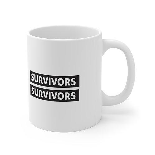 Survivors 11oz Mug
