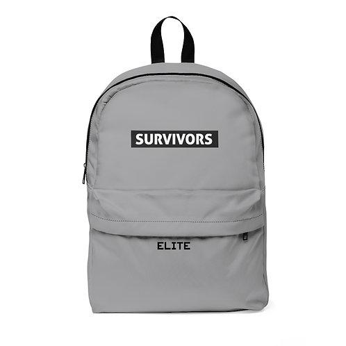 Survivors Grey Backpack