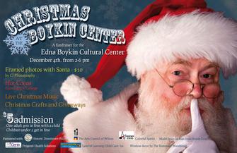 2016 Christmas at the Boykin