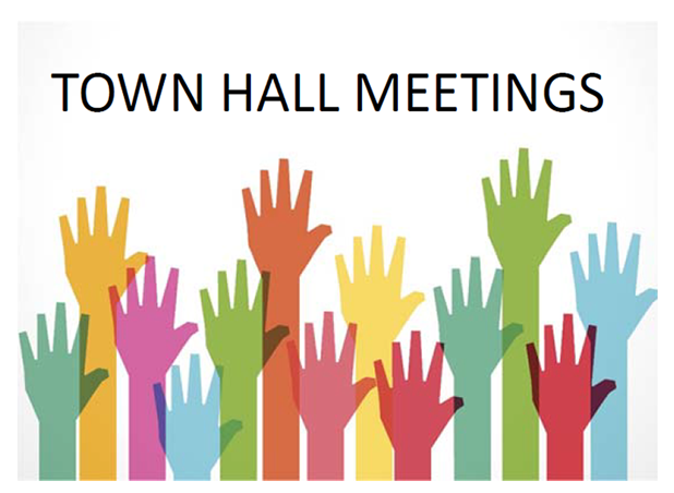 Wilson Town Hall Meeting Update on Redistricting and Voting Rights